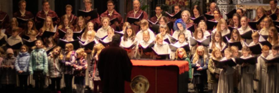 Schola Cantorum: Op afstand en toch zingend verbonden (3x VIDEO)