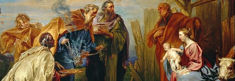 Kerst-hymne en Driekoningen-hymne